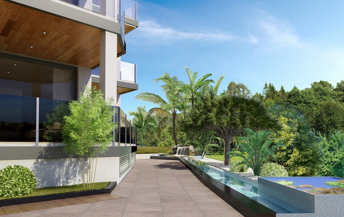 grounds of Stunning New Boutique Development in Costalita