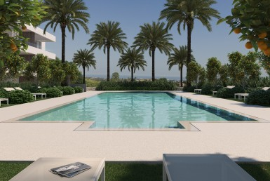 New Apartments in Benahavis