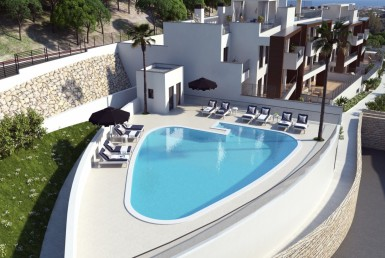 Luxury New Apartments in Benahavis