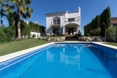 Golf Villa in Estepona