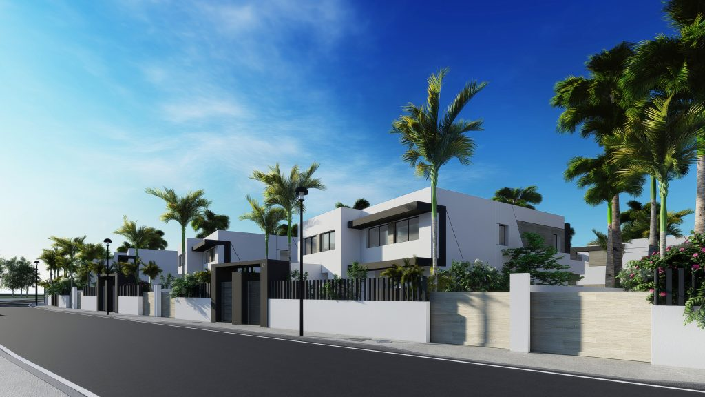 Deluxe Villas on the New Golden Mile