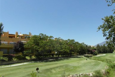 More golf at Guadalmina Penthouse with Huge Terraces