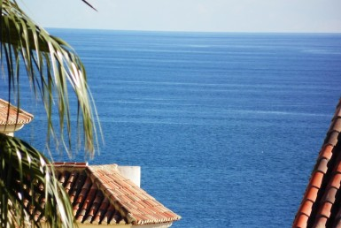 view from Townhouse near Estepona Port