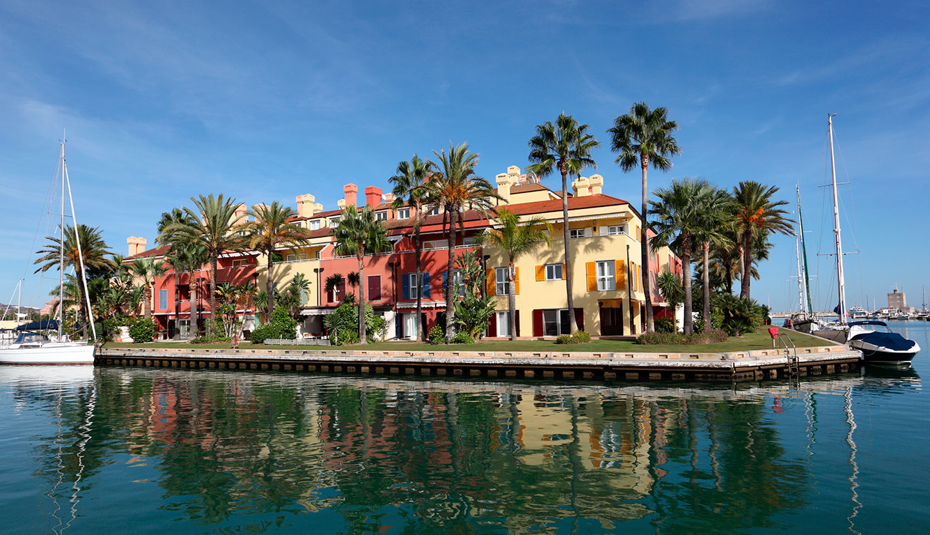 Apartments for sale in Sotogrande