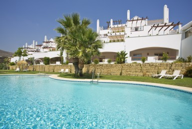 Apartments in Aloha Puerto Banus