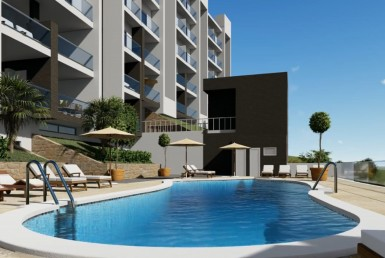 New Apartments in La Duquesa
