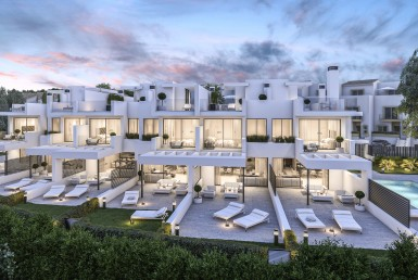 Beach Homes in Estepona