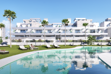 Modern Apartments in Cancelada