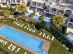 Stunning Modern Sea View Townhouses in Manilva