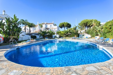 Garden Apartment in Estepona