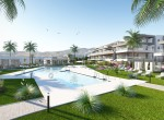 Amazing Golf Valley Apartments in Estepona