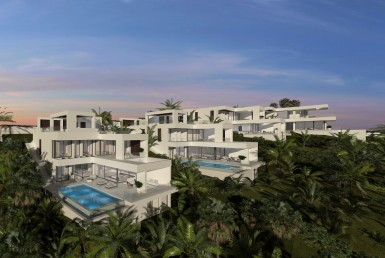 Elegant And Modern Villas In Estepona
