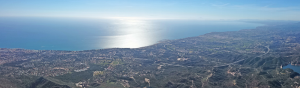 views costa del sol