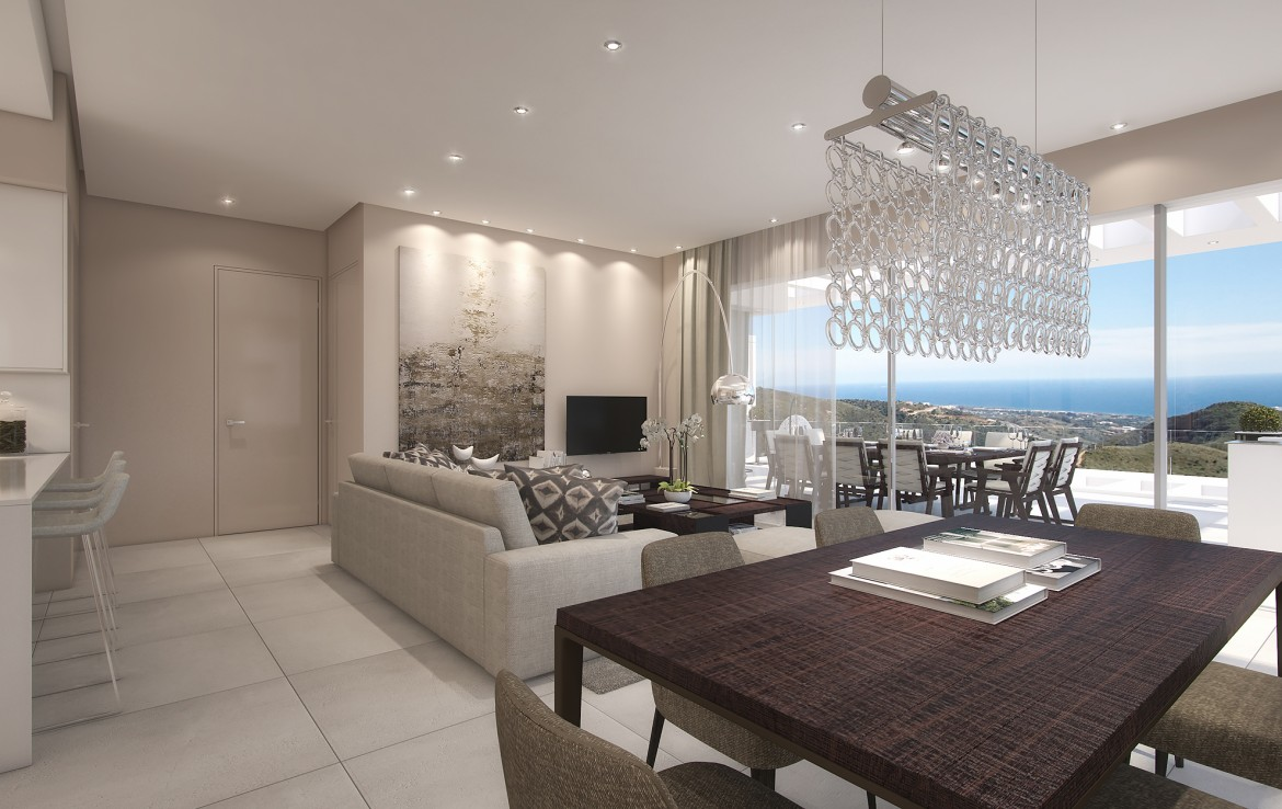 Exclusive Lifestyle Apartments in Marbella