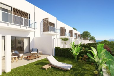 townhouses in Sotogrande