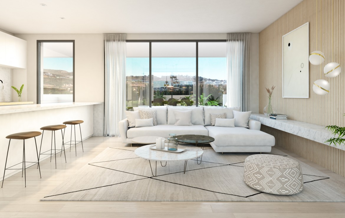 Luxury Apartments in La Cala Mijas