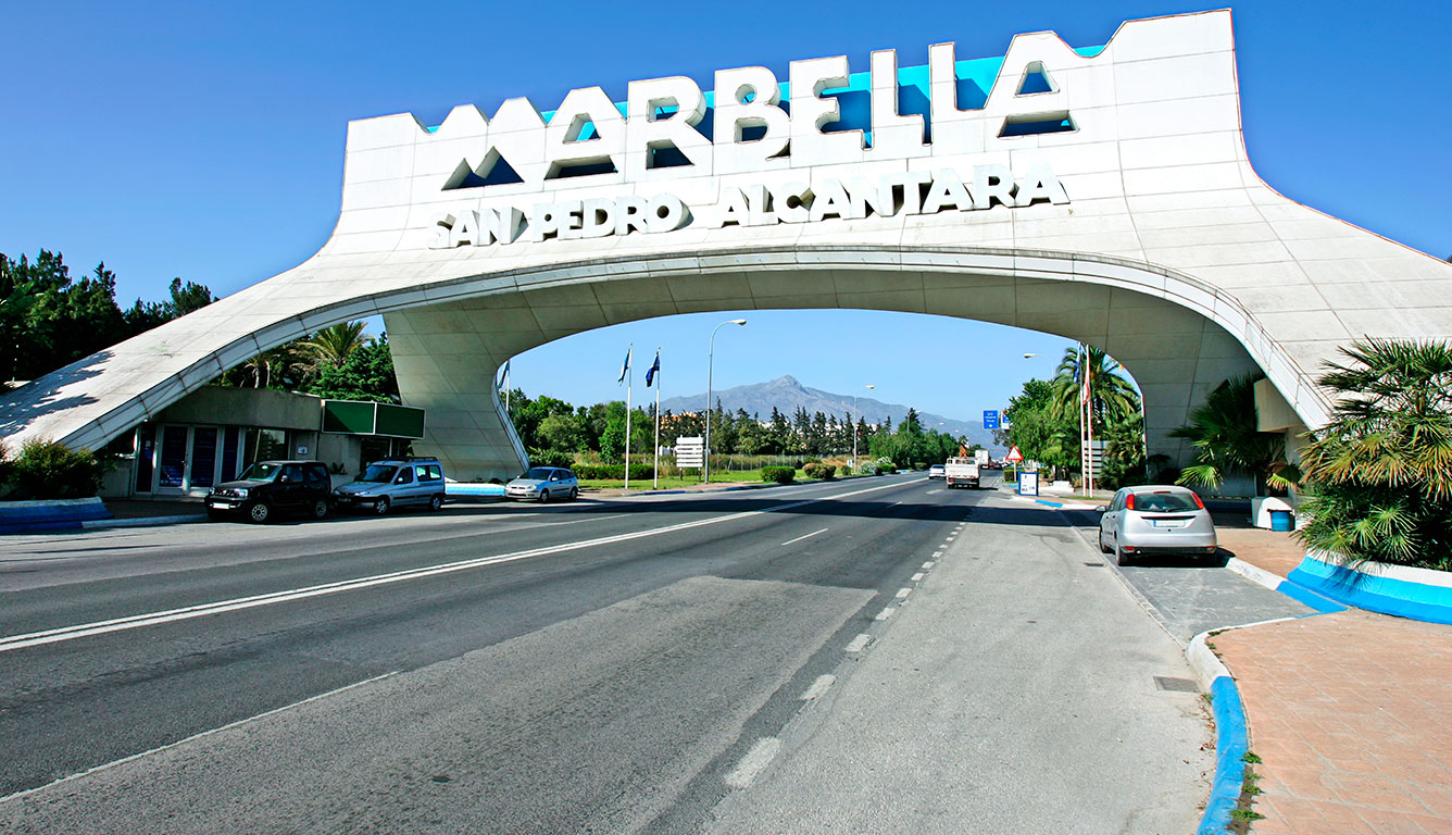 Modern houses for sale in Marbella