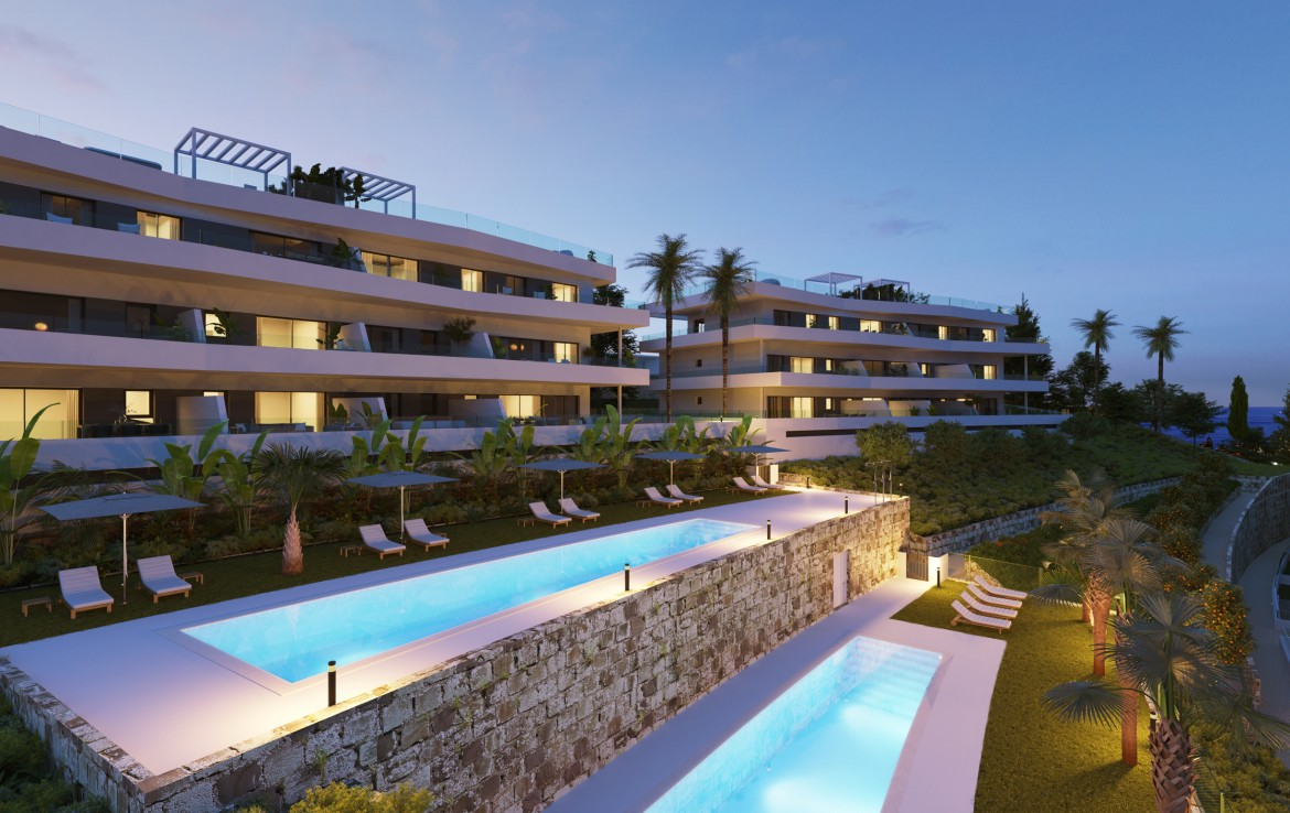 OBR - Apartments - Estepona