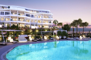 Modern Apartments in Mijas