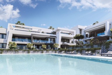 Contemporary Residential Village in Estepona