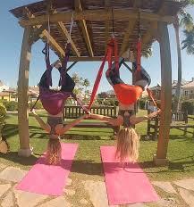 trapeze yoga marbella